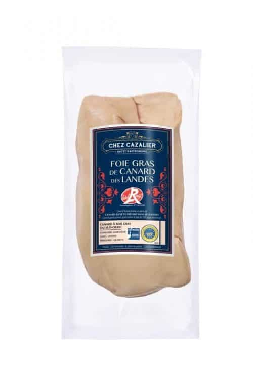 Foie Gras de Canard des Landes Label Rouge