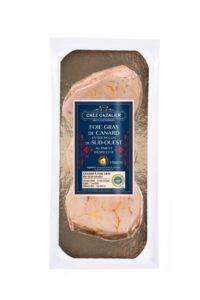 3 Tranches Foie Gras Entier mi-cuit du Sud-ouest au piment d'espelette