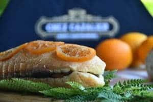 roti de canard aux oranges