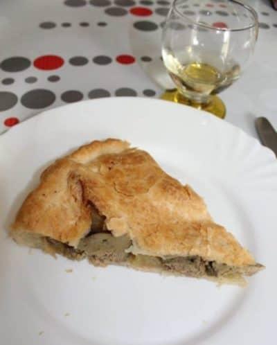 Tourte Foie gras 2