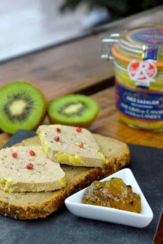 Bocal Foie Gras Label Rouge
