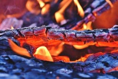 Cuisson du Magret au Barbecue