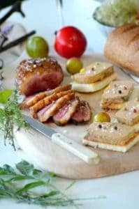 Magret de Canard cuit au four
