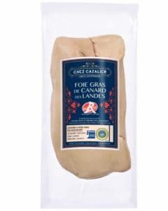 foie gras de c