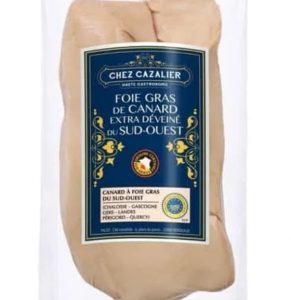 Foie Gras de Canard Extra Déveiné du Sud Ouest