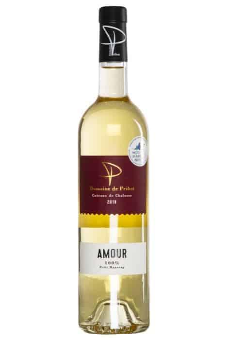 Amour - Vin blanc Moelleux, Domaine de Pribat